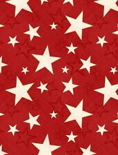 Colors Of Freedom By Wilmington Prints - Red White-Stars