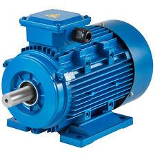 2,2kW Wechselstrommotor Elektromotor 3000 Drehstrommotor 55mm Asynchronmotor B3