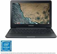 """Samsung 11.6"""" Chromebook Intel Celeron N3060 UP to 2.48GHz 4GB Ram 64GB eMMC"""