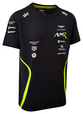 XS Aston Martin Racing Mens Lifestyle T-Shirt Green