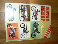 MOTORSCOOP 1980 ALL MODELS DUTCH MARKET COLOUR MV AGUSTA 750S AMERICA,XT500