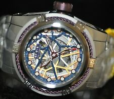 Invicta Men's Rare Bolt Swiss Reserve Automatic Chronograph Steel Watch 13761