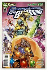Green Lantern New Guardians #4 Unread Near Mint First Print New 52