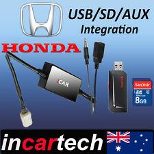 Honda Accord / Euro Yr 03-11 Factory Radio  USB /AUX /SD Adaptor Australian