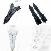New Lockable Mummy Bag Binder Body Harness Slaves Arm Restraint Straight Jacket