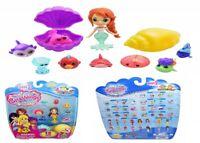 Splashings and Mermaid 12 pack Playset Wave 2 Ages 5+ Toy Water Play Swim Girls