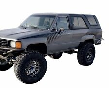 Vintage Style Toyota SR5 4Runner for 1984 To 1988 First  Gen  Graphic