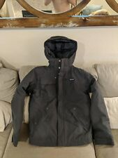 Patagonia Men's Wanaka Down Waterproof Jacket, Forge Grey, Size S FREE SHIPPING