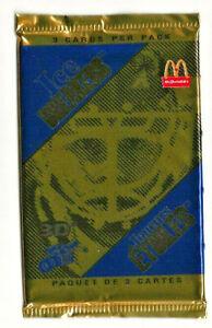 1996-97 unopened Pack Pinnacle McDonalds Ice Breakers Hockey Cards