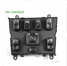 Master Window Control Switch Power For Mercedes Benz W163 ML320 430 500 AMG