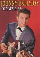 "DVD ""Johnny Hallyday - Olympia 62""    NEUF SOUS BLISTER"