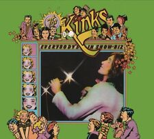 THE KINKS - EVERYBODY'S IN SHOW-BIZ (LEGACY EDITION)  2 CD NEW+