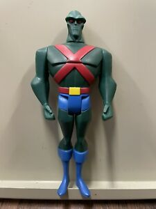 JUSTICE LEAGUE Unlimited MARTIAN MANHUNTER series 1 2003 dc universe animated