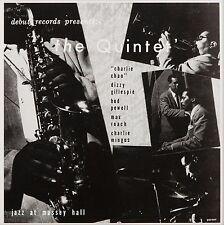 THE QUINTET Jazz At Massey Hall CHARLIE PARKER Debut SEALED VINYL LP