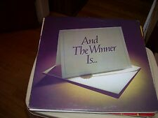 AND THE WINNER IS-LP-NM-COLUMBIA HOUSE-VARIOUS ARTISTS OF THE 60'S