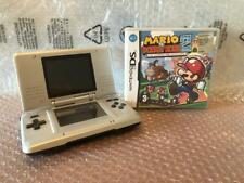 Nintendo DS Console FAT  NTR-001 con mario vs donkey kong