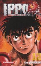 IPPO SAISON III tome 12 (58) défense suprême George MORIKAWA manga shonen