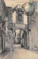 B93436 puerta de santa maria  fuenterrabia  spain