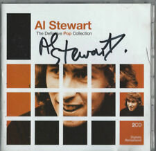AUTOGRAPHED! - Al Stewart - The Definitive Pop Collection [Remaster]  (CD, 2006)