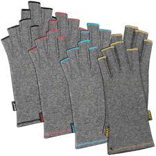 Brownmed IMAK Arthritis Pain Relief Compression Half Finger Gloves