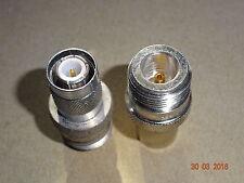 N-Adapter Bu / TNC St, 2 Stück