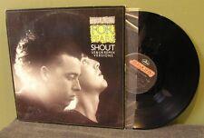 "Tears For Fears ""Shout"" 12"" US & UK Remixes LP NM OOP Graduate"