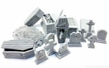 Tiny-Furniture #147 - Graveyard  - UNPAINTED