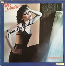 Pat Benatar - In The Heart Of The Night - Vinyl LP 33T