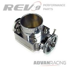 Universal Fit 70mm Throttle Body Adapter Plate Billet Aluminum Custom Racing Job