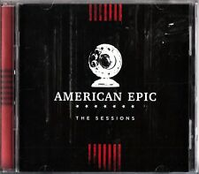The American Epic Sessions Original Motion Picture Soundtrack 2 CD Nas/Los Lobos