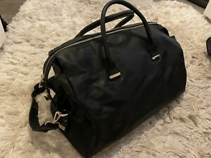 Black French Connection Weekend Bag