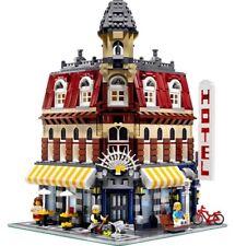 Cafe Corner 10182   100% LEGO Compatibile     2133 pezzi  NUOVO