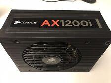 Corsair Digital AX1200i 80 PLUS PLATINUM ATX 1200W Power Supply