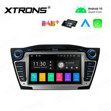 Car Navigation Android 10.0 For Hyundai IX35 Auto Stereo GPS Radio DVD Head Unit