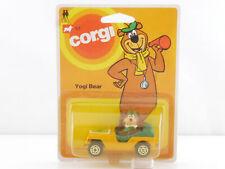 Corgi Junior 82 Yogi Bear yellow Auto Jeep Cartoon 1:66 MOC OVP SG 1611-21-18