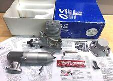 OS 3500 BGX-1 RN 35cc Ringed  RC Engine with Muffler NIB