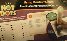Hot Dots - Using Context Clues - Reading Comprehension - Grades 2-6 - New(Other)