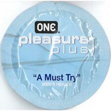 36 ONE Pleasure Plus Condoms