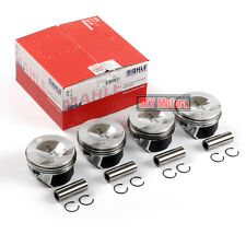 4x Pistons & Rings Assembly Φ21mm 82.51mm STD For VW GTI Tiguan AUDI A4 2.0 TFSI
