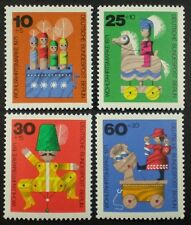 Berlin Scott # 9NB 83 - 86, MNH