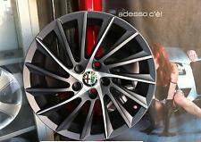 """Cerchi in lega Alfa Romeo Giulietta da 16"""" Distinctive Progression Dark Line"""