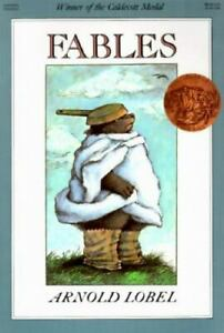 Fables by Arnold Lobel (1900, Hardcover)