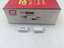 (10 pcs) TWM3J150 Ohmite, 3 Watt 150 Ohm 5%, Ceramic Housed Power Resistor
