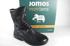 Jomos 408503 Compact SCHUHE Herren STIEFEL STIEFELETTEN Lammfell EUR 41  schwarz 2f82ed9064