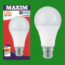 1x 16W (=100W) GLS BC B22 A70 LED Light Bulb Lamp Ultra Bright 1520Lm
