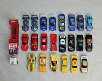 Lot of 23 Vintage Diecast Cars Hot Wheels Matchbox