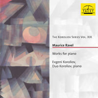 Maurice Ravel : Maurice Ravel: Works for Piano CD (2017) ***NEW*** Amazing Value