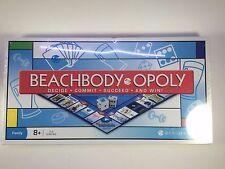 BEACHBODY Beachbody opoly game..Monopoly Beachbody style! New and Sealed