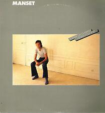 """album 12"""" 30cms: Gérard Manset: comme un guerrier. pathé-emi B"""