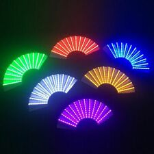 Party LED Fan Stage Show Glowing Light Children's Performance Fluorescent Props